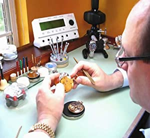 Clock Watch Repair Service Start Up Sample Business Plan!