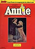img - for Annie ~ Vocal Selections from the Broadway Musical