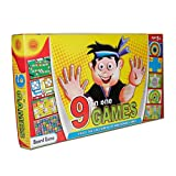 9 In One Board Game