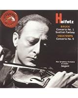 Bruch/Vieuxtemps: Concertos