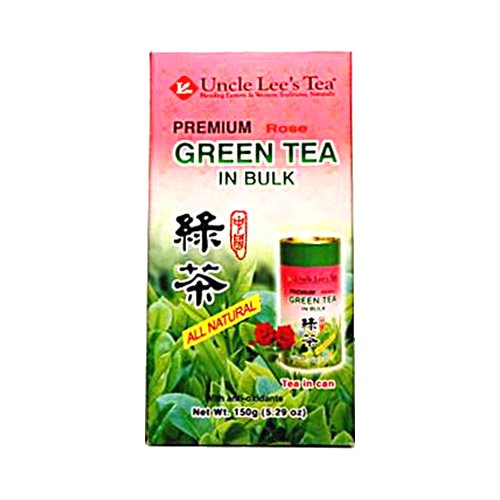 Uncle Lee'S Premium Green Tea In Bulk, 5.29 Ounce
