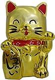 招き猫ボトル 麦焼酎★いらっしゃい 720ml 25度 キンピカ 金運招き猫