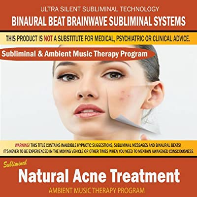 Natural Acne Treatment - Subliminal & Ambient Music Therapy