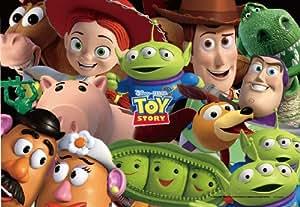 Amis Disney Mes photos piece les jouets d'enfants de puzzle (Toy Story) DC-41-067 (Japon import / Le paquet et le manuel sont ?crites en japonais)
