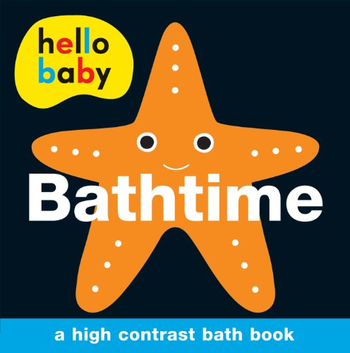 Hello Baby: Bathtime Bath Book front-458654