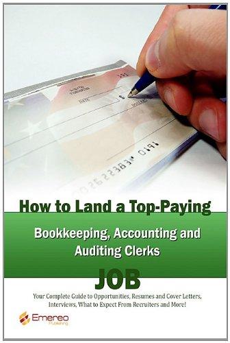 accounting clerk resume