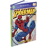 LeapFrog Tag Activity Storybook The Amazing Spider-Man: The Lizards Tale