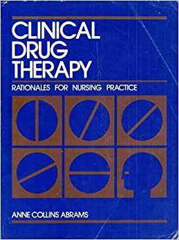 abrams clinical drug therapy rationales for nursing practice pdf