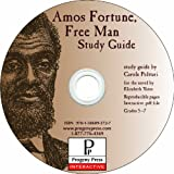img - for Amos Fortune Free Man Study Guide CD-ROM book / textbook / text book