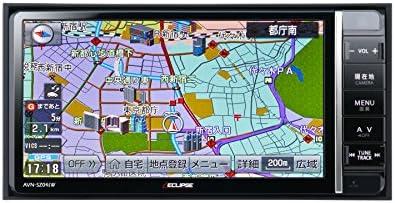 ECLIPSE イクリプス AVN-SZ04iW 7型ワイド カーナビゲーション 自動地図更新 SD/CD/DVD/Bluetooth/Wi-Fi/地上デジタルTV(フルセグ)