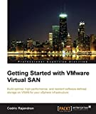 Getting Started with VMware Virtual SAN