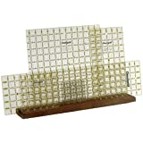 Omnigrid WRR Wooden Ruler Rack
