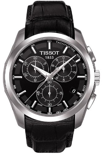 Tissot Couturier Steel Chronograph Watch T035.617.16.051.00
