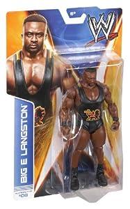 WWE Mattel Series 36 Big E Langston Wrestling Action Figure
