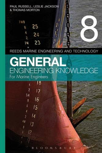 Reeds Vol 8 General Engineering Knowledge for Marine Engineers (Reeds Marine Engineering and Technology Series) (Reeds Marine Engineering Series compare prices)