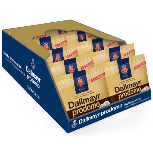 Find Dallmayr prodomo, Pack of 10, 10 x 16 Coffee Pods from Alois Dallmayr