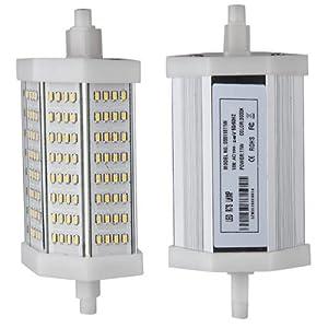 Sonline R7s 118mm 96 SMD LED Bombilla Luz Lmpara Blanca Clido 11W de Sonline