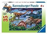 Ravensburger Dinosaur Playground - 35 Piece Puzzle