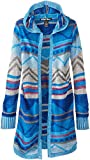 Derek Heart Big Girls Hooded Duster Sweater
