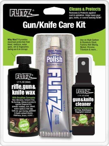 Flitz Knife & Gun Care Cleaning Kit Md: KG41501 .