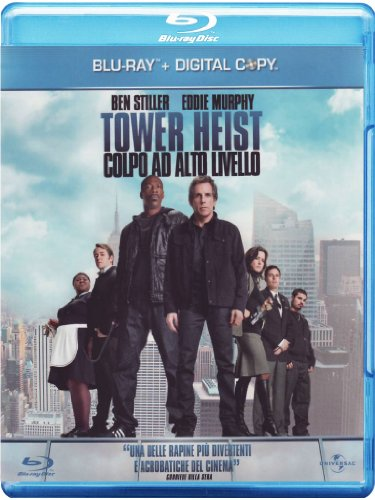 Tower Heist - Colpo ad alto livello (+digital copy) [Blu-ray] [IT Import]