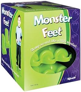 Toysmith Monster Feet Novelty Toy