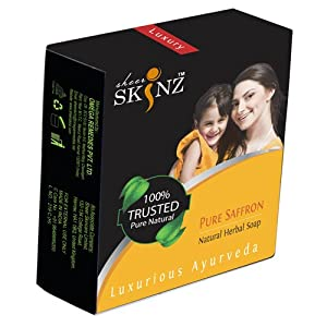 Sheer skinz Pure Saffron -125gm (Box Packing)