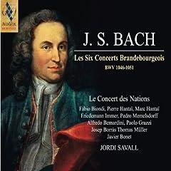 Concerto III, en Sol Majeur, BWV 1048 - II. Adagio