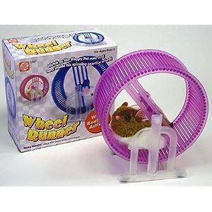 Westminster Toys The Happy Hamster Wheel Runner $3.99 51JiWgXWldL._SL500_AA300_