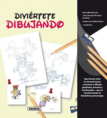 Diviértete dibujando (Manualidades con papel)