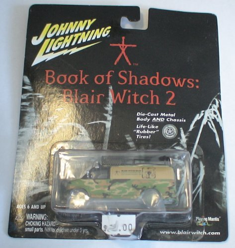 Johnny Lightning Blair Witch 2 Book of Shadows Die Cast Car by Racing Champions