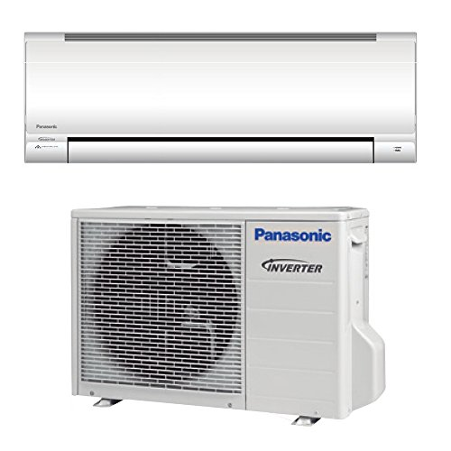 neu split inverter panasonic klimaanlage klimager t 2 6 kw kit ue9 rke. Black Bedroom Furniture Sets. Home Design Ideas