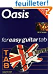 Oasis For Easy Guitar Tab Revised Edi...