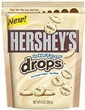 American Hershey Cookies 'N' Creme Drops: 226g Bag