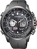[シチズン]CITIZEN 腕時計 PROMASTER プロマスター SKY Eco-Drive エコ・ドライブ ワールドタイム アナデジ 多機能モデル JZ1066-02E メンズ