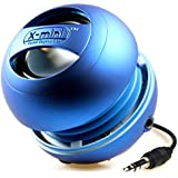 ALTAVOZ  X-MINI-II AZUL 1.9W 83g BXS (Bass Xpansion System) Bat. Litio