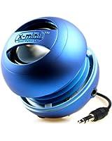 XMI X-Mini II Enceinte portable pour iPhone/ iPad 2 3 / lecteur MP3 / ordinateur portable Bleu