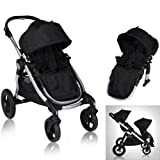 Baby Jogger 81260KIT2 2011 City Select Stroller with Second Seat - Onyx