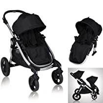 open box BRAND NEW! Baby Jogger 2014 City Select Stroller Onyx