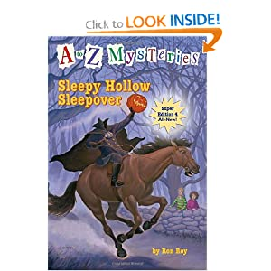 Downloads A to Z Mysteries Super Edition #4: Sleepy Hollow Sleepover (A Stepping Stone Book(TM))