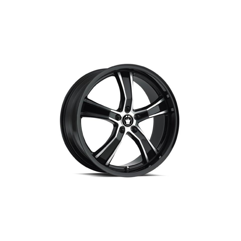 20x9 Konig Airstrike (Gloss Black / Machined) Wheels/Rims 5x120 (AS09520355)