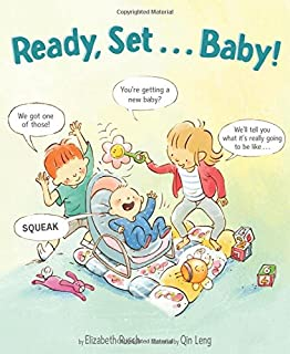 Book Cover: Ready, Set . . . Baby!