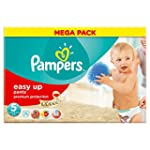 Pampers - Easy Up Couches Culottes -...