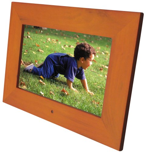 braun digiframe 1130 digitaler bilderrahmen 27 9 cm 11 zoll display widescreen 128mb. Black Bedroom Furniture Sets. Home Design Ideas