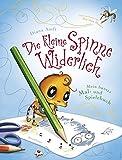 Die kleine Spinne Widerlich - Mein buntes Mal- und Spielebuch