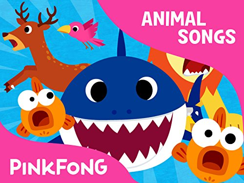 Pinkfong! Animal Songs