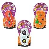【ハロウィンお菓子】チロルチョコ ハロウィンパウチ・15個入(10袋)  / お楽しみグッズ(紙風船)付きセット
