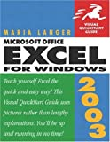 img - for Microsoft Office Excel 2003 for Windows book / textbook / text book