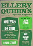 img - for Ellery Queen's Mystery Magazine January 1965 (Volume 45, No. 1) book / textbook / text book