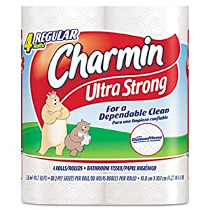 PAG23992 - Charmin Ultra Strong Two-Ply Bathroom Tissue